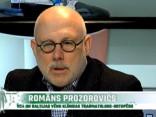 Prozorovičs stāsta par unikālām organisma pašdziedināšanās metodēm
