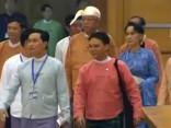 Negaidīti atkāpies Mjanmas prezidents Tins Čo
