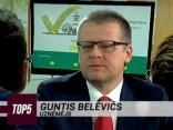 """""""TOP5"""" viesos Guntis Belēvičs"""