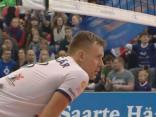 «Saaremaa» volejbolisti pirmie iekļūst Baltijas meistarlīgas finālā