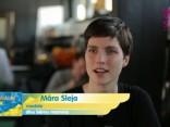 Asiņainas pēdas, 24 h uz kājām, 400 tērpi dienā - Māra Sleja atklāti par modeles darba aizkulisēm