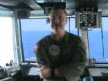 """Командир ВМС США: """"Мы выполняем приказы, а политика - где-то там"""""""