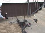 Ar avāriju beidzies Krievijas Pasta pirmā drona izmēģinājums