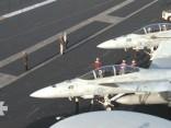 Экипаж авианосца США о своей миссии и борьбе с ИГИЛ
