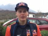 Paula Jonasa komentārs pēc sacensībām Trentino, Itālijā
