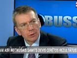 Rinkēvičs: ASV administrācija vēl joprojām nav izšķīrusies par stratēģisku pieeju attiecībās ar Krieviju
