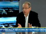 Ameriks stāsta par Latvijas simtgades aleju
