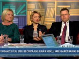 """""""Preses Klubā"""" viesos: Linda Liepiņa, Lolita Čigāne un Ģirts Rungainis"""