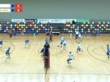 «Biolars»/«Jelgava» uzvar Daugavpilī pirmajā cīņā par bronzu