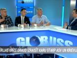 """Raidījumā """"Globuss"""": Sīrijas krīze draud izraisīt karu starp ASV un Krieviju"""