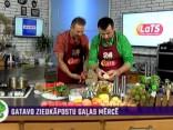 Guntis Veits gatavo ziedkāpostu gaļas mērcē
