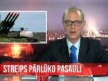 Vēlais ar Streipu: ASV un to sabiedroto raķešu triecieni Sīrijas teritorijā