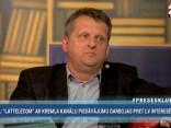Lattelecom vadītājs par Krievijas propagandas kanālu slēgšanu: uzņēmums pats to nekad nedarīs