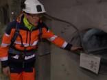 Francijas ciemats, kurā plāno izbūvēt kodolatkritumu izgāztuvi
