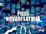 Pieci Novadi Latvijā 19.04.2018.