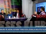 """""""Preses Klubā"""" viesos: Inguna Sudraba, Kaspars Rumba un Arnis Blodons"""