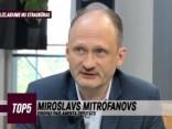 """""""TOP5"""" speciālizlaidums no Strasbūras: viesos Miroslavs Mitrofanovs"""