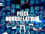 Pieci Novadi Latvijā 20.04.2018.