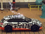 Audi e-tron Faradeja būrī