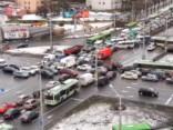 Autovadītāji Krievijā paši sev sagādā milzu problēmas