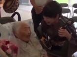Vecākais cilvēks – 117 gadus veca japāniete Nabi Tadzima