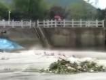 Ķīnā, apgāžoties pūķu laivām, gājuši bojā 17 cilvēki