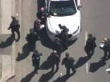 Toronto gājējos ietriekusies automašīna