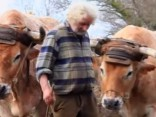 Zemnieks Francijā, kurš ignorē mūsdienu tehnoloģijas