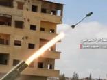 Sīrijas valdības spēki Damaskā iznīcina «Islāma valsts» saraktos tuneļus