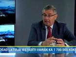 Kotovičs: šogad Latvijā iestādīti vairāk kā 1 700 000 koki