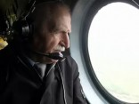 Ukraiņu pilots, kurš 1986.gadā virs Černobiļas reaktora mērīja radiāciju