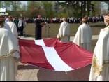 4. maijā Balvos atklāts skvērs Balvu miesta dibinātājam – Antonam Rimovičam