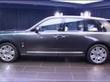 Rolls-Royce Cullinan prezentācija