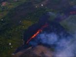 Vulkāna plaisa Havaju salās palielinās