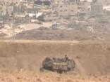 Gazas josla dienu pēc asiņainajiem protestiem