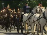 Karalisko kāzu parādes ģenerālmēģinājums