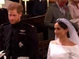 Karaliskā kāzu ceremonija: Harijs un Megana