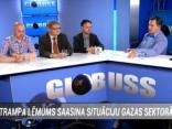 """Raidījumā """"Globuss"""": Trampa lēmums saasina situāciju Gazas sektorā"""