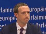 Zakerbergs sola EP deputātiem izmaiņas «Facebook»