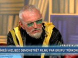 """Bartaševičs komentē aizliegumu demonstrēt filmu par grupu """"Pērkons"""": pa 30 gadiem nekas pasaulē nav mainījies"""
