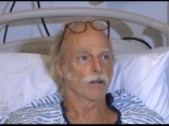 Vīrietim Havaju salās trāpa vulkāna izmests akmens
