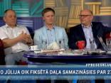 """""""Preses Klubā"""" viesos: Māris Gailis, Normunds Skauģis, Rihards Kols"""