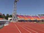 """Iepazīsti atjaunoto stadionu """"Daugava"""""""