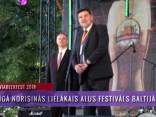 """RĪGĀ ATKLĀTS LIELĀKAIS ALUS FESTIVĀLS BALTIJĀ """"LATVIABEERFEST 2018"""""""