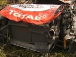 Krisa Mīka avārija Portugālē