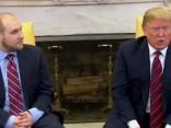 Tramps joprojām domā par 12.jūnija samitu ar Ziemeļkorejas līderi