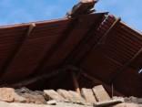 Ķīnu satricina zemestrīce, cietušas vismaz 1600 mājsaimniecības