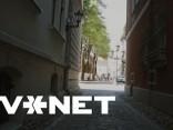 Vai zini, cik īsa ir Rīgas īsākā iela?