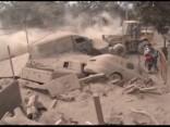 Vulkāna izvirdums Gvatemalā: glābēji turpina darbu