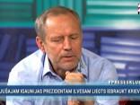 Pēteris Kļava: Latvija ir trīs kungu kalps